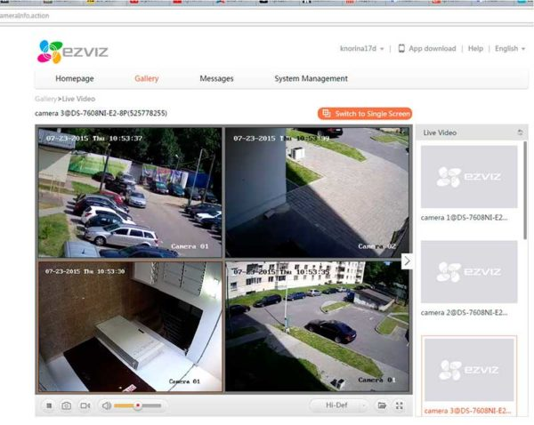Система видеонаблюдения на патрульные автомобили гибдд